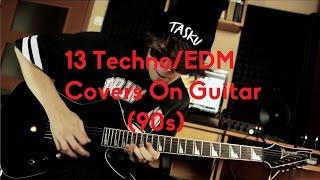 13 Techno/EDM Cov ...