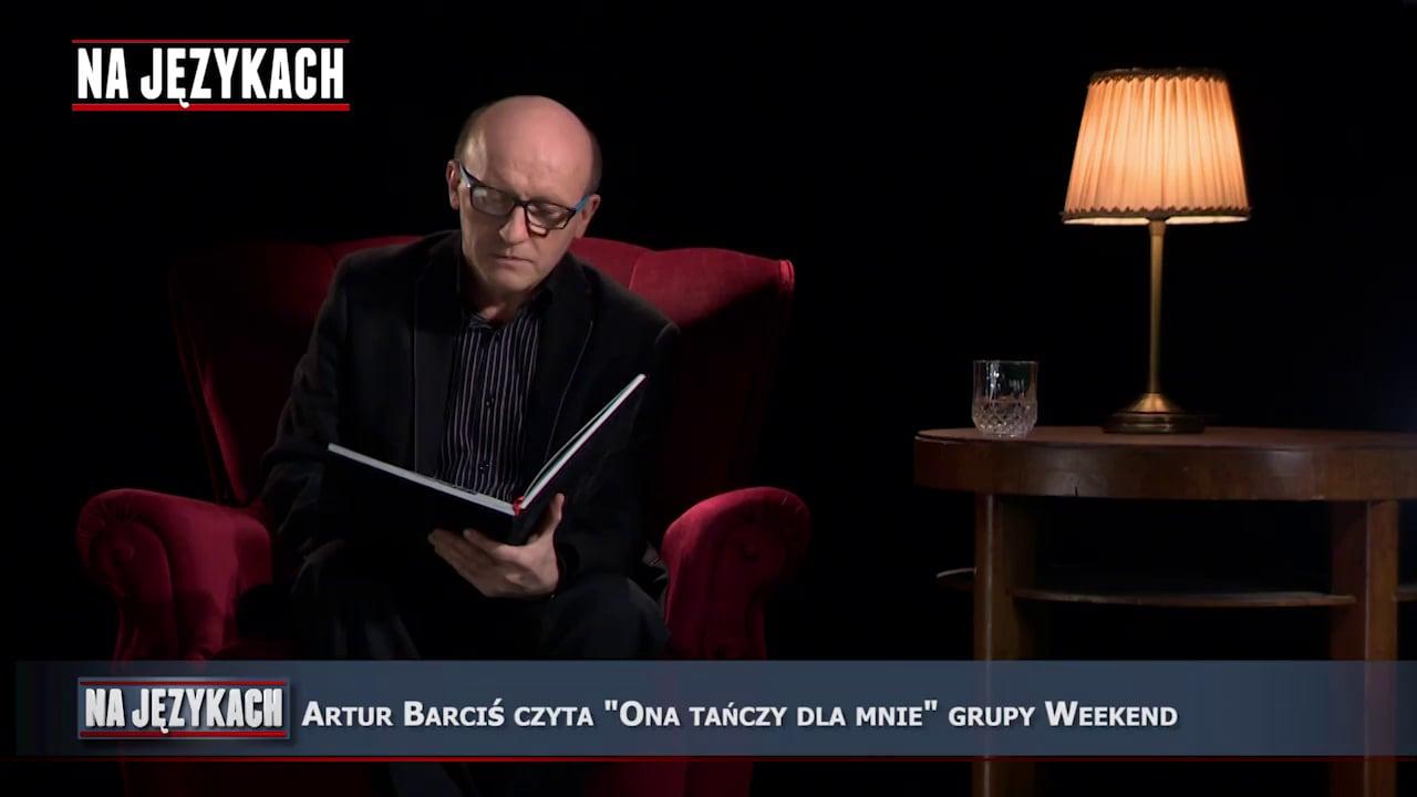 Artur Barci� czyt ...