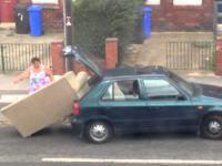 Jak przetransportować kanapę osobówką