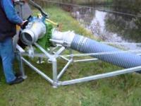 Pompa do pompowania wód popowodziowych