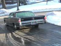 Samochód amerykańskiego nastolatka