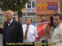 Janusz Korwin-Mikke masakruje