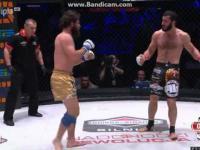 KSW 29 Mamed Khalidov vs Brett Cooper round 3