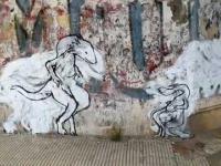 Ewolucja opowiedziana na murach
