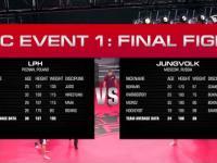 Finałowa walka w Team Fight Czempionszip LPH Polaki vs Ruskie