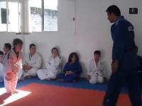Judo Kid i sprytny dzieciak