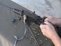 Machinegun w wersi mini
