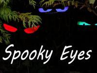 Jak sprawić, by oczy Halloween