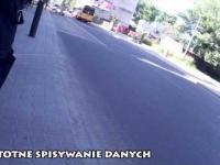 Bandyta na rowerze