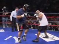 Sparing z udzialem Tysona