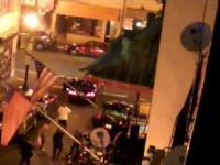 Jeden Koles bierze na siebie 7 czlonkow gangu po tym jak atakuja jego samochod