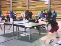 Tenis stołowy?
