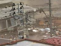 Wstrząsający, ponad 40 minutowy zapis(HD) tsunami z 2011 r. w Kesennuma