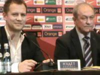 Weszło - konferencja Smudy przed meczem z Portugalią