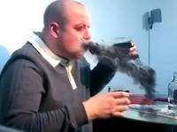 Kolejne etapy upojenia alkoholowego - eksperyment