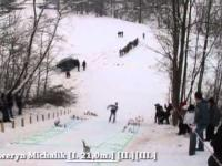 Są takie skoki narciarskie na świecie, gdzie Miran Tepeš nie kręci.