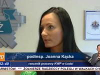 Pierwsze decyzje po imprezie na VI Komisariacie w Łodzi