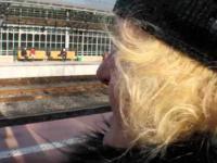 Kontrola budowy dworca na EURO2012