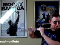 Pierwszy w histori internetu cover Gangnam Style na FLET Z BEATBOXEM!!