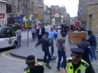 Zadyma w Londynie - Dziadki vs Młodzi