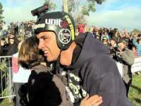 Pierwszy w historii potrójny backflip wykonany na BMX