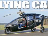 latające auto