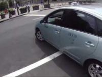 Błyskawiczna kara dla taksówkarza