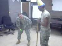 Twórczość amerykańskich żołnierzy