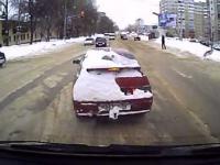 Wyrozumiały kierowca nie wytrzymał