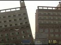 Koreańska konkurencja dla krzywej wieży w Pizie
