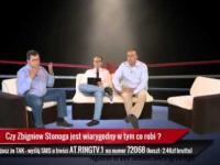 Zbigniew Stonoga vs Wojciech Sumliński DEBATA 2/07/2015 (Sumliński się nie pojawił)