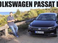 Volkswagen Passat B8 - test i pierwsza jazda próbna