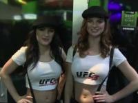 Dziewczyny z Targów Gier E3