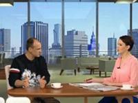 Paweł Kukiz - Polityka przy kawie, 29.04.2015 TVP