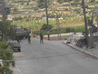 Opona vs Izraelski Żołnierz