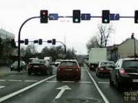 Nietypowe i niebezpieczne sytuacje na drodze