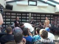 Ceremonia ważenia przed MMA Atack 2