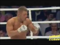 Mamed Khalidov Najlepszy Polski zawodnik MMA