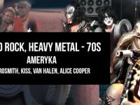 Hard Rock i Heavy Metal lat '70 w Ameryce | Szok and Roll #44