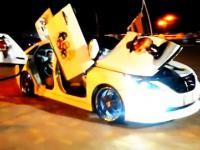 Zmodyfikowane samochody arabski styl (Modified cars in the Arabic world)