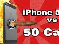 Niecodzienny test Iphone 5