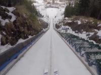 Nowy rekord Polski podczas treningu w Zakopanem! nagranie z kamery GoPro