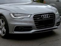 Automatyczna jazda w korkach samochodu Audi