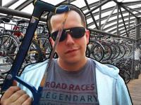 Kradzież roweru - Eksperyment Społeczny