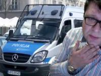 Zbigniew Stonoga dzwoni na policję i oferuje pracę policjantce, która okładała pałką posła Wiplera