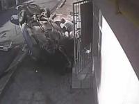 Straszny wypadek na ukrainie 7 rannych w tym 4 ciężko