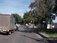 Rosyjski sposób na rozwiązanie konfliktu na drodze.