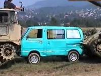 Czołg i Suzuki