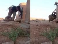 Jak pewien iracki żołnierz przechytrzył snajpera ISIS