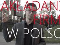Piotr Najzer: zakładanie firmy w Polsce a w Anglii